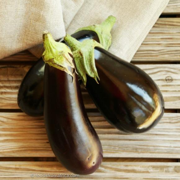 aubergines-eggplant