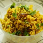 East African-Inspired Coconut Curry Rice (Wali Wa Nazi)