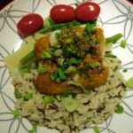 Honey Mustard Oven-Baked Salmon Fillet