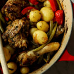 One-Pot Berbere Chicken and Potato