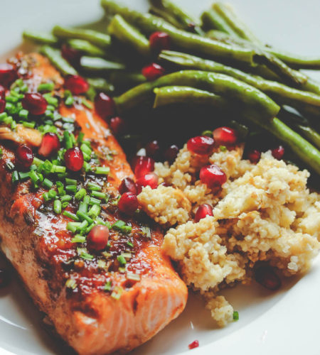 honey-marinated-salmon