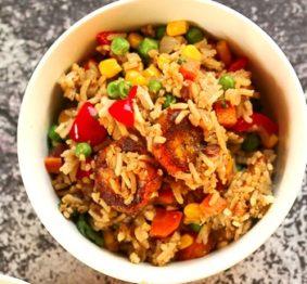 african-veggie-coconut-rice