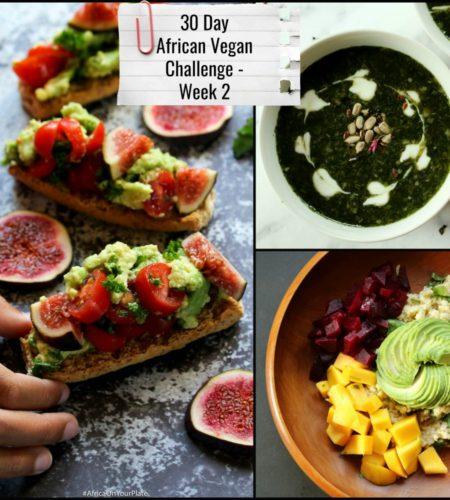 african vegan challenge-week-two