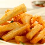 Cassava (Yuca) Fries